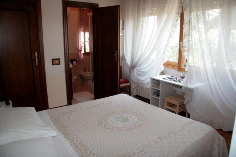 Le Camere doppie o matrimoniali e suite del Bed And Breakfast di Ostia Antica
