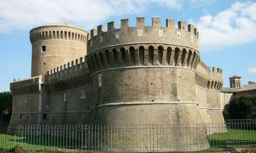 Castello di Giulio II vicino B&B Domus Gratiae
