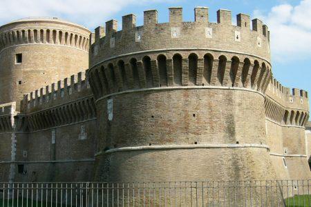 Castle of Ostia Antica